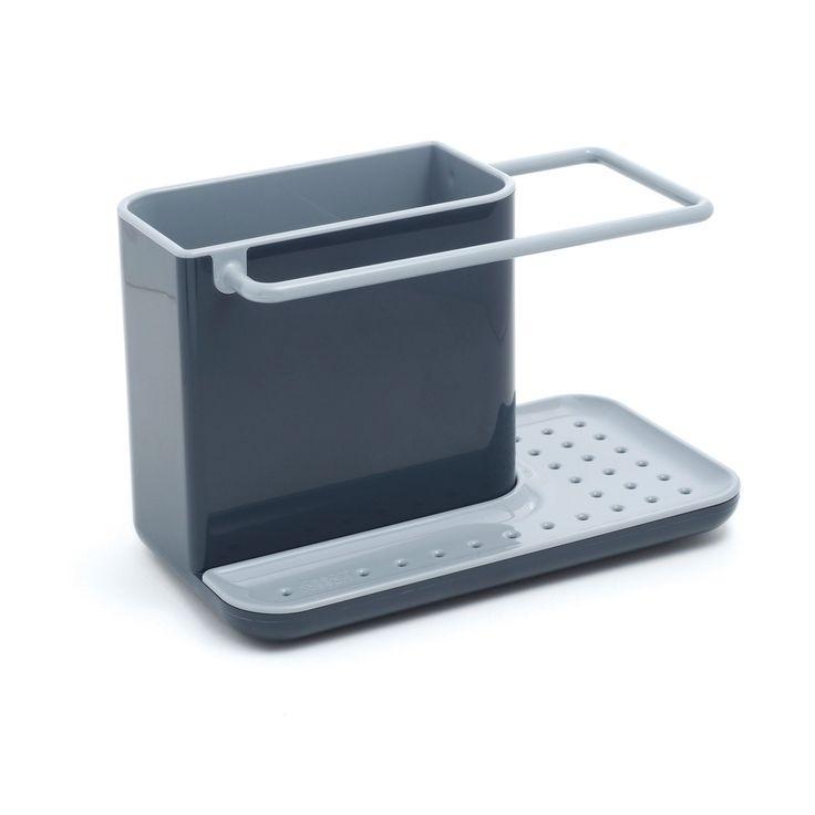 Kuchyňský stojánek na mycí prostředky Joseph Joseph, šedý