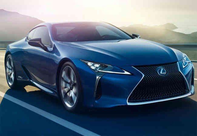 На предстоящем Женевском международном автосалоне, который пройдёт в первой половине марта, Lexus представит гибридный спортивный автомобиль люкс-класса LC 500h.