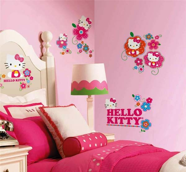 Bedroom Ideas Hello Kitty Soft Bedroom Colors Childrens Turquoise Bedroom Accessories Bedroom Decorating Ideas Gray And Purple: Top 25 Ideas About Hello Kitty Room Decor On Pinterest