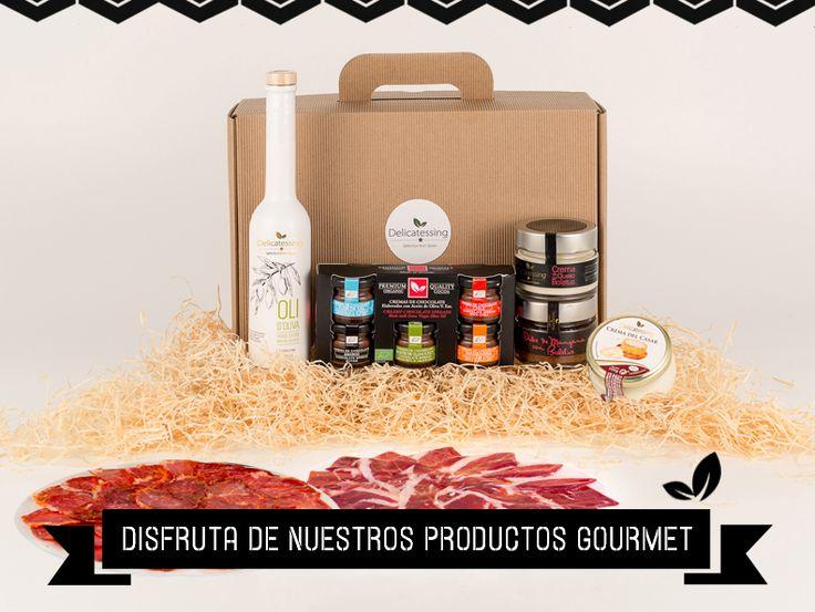 ¿Quieres disfrutar de un lote de productos gourmet Delicatessing? ¡Participa en nuestro primer sorteo!