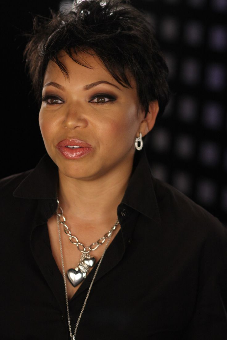 Tisha Campbell-Martin On Working With Martin