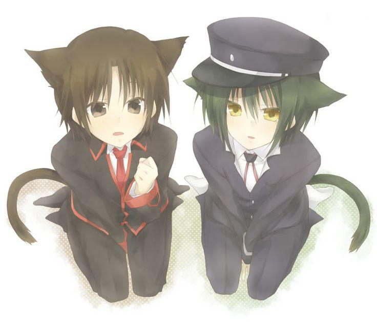 Miyuki Irie: Riki Naoe And Ayato Naoi :D