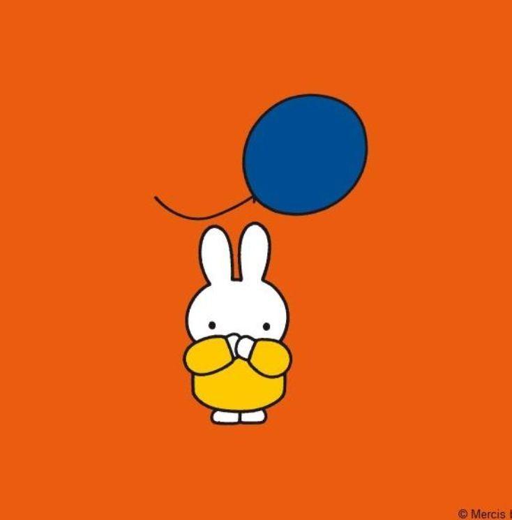 Miffy experiences a sense of loss.