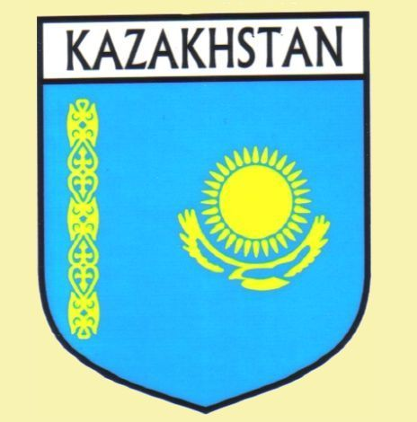 For Everything Genealogy - Kazakhstan Flag Country Flag Kazakhstan Decals Stickers Set of 3, $15.00 (http://www.foreverythinggenealogy.com.au/kazakhstan-flag-country-flag-kazakhstan-decals-stickers-set-of-3/)