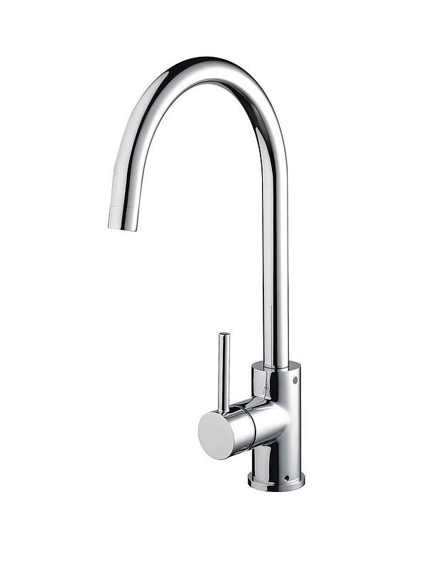 Bristan Pistachio Easyfit Kitchen Tap Bristan Pistachio EasyFit Kitchen Mixer Tap Chrome The Pistachio Sink Tap combines rounded edges and sleek lines with the Bristan Easyfit technology to allow for easy installation and maintenance. This product comes with a 5 year manufacturer's warranty, with the support of an award winning Customer Service Team, allowing confidence and peace of mind.Features and Benefits: Single lever control with smooth turning, longer lasting ceramic cartridge and ...