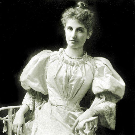 Clara Brett Martin, first woman to graduate from the University of Toronto Law School in 1899.