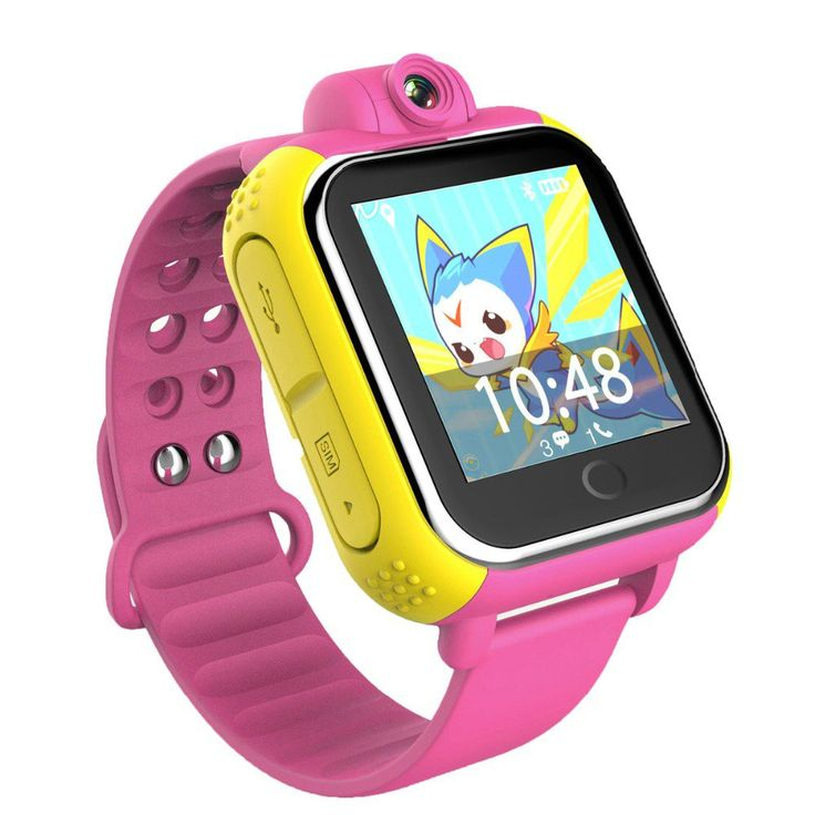 3 G Smart watch GPS Tracker kids Watch SOS+ WIFI+Camera+ GSM+WCDMA Mobile Phone App For IOS & Android Smartwatch Wristband (Pink). Cellular Band :GSM 850/900/1800/1900MHz+WCDMA 850/1900MHz. Support MicroSIM only, the size is 12*15 mm,do not compatible with SIM and Nano SIM ,support 2G and 3G,we recommend AT&T sim.( NOT support for Verizon、Sprint CDMA sim). the watch support GSM sim with 2G GPRS date and support SIM with 3G,if you must buy some newest version 4G LTE sim,please check with...
