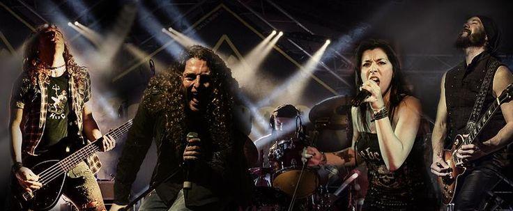 Sala de Star: Eternal Idol, nova banda tem Fabio Lione em sua fo...