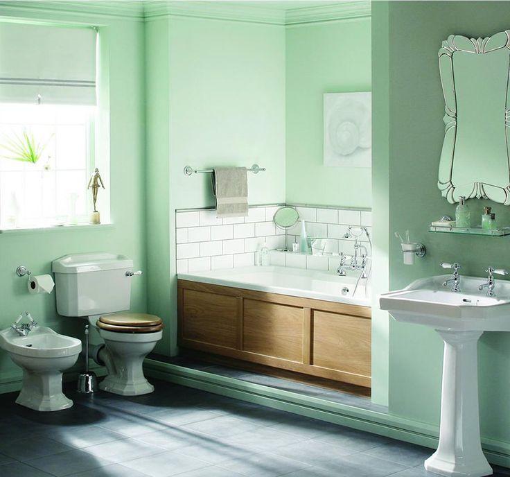 Light Green Bathroom Endearing Design Decoration