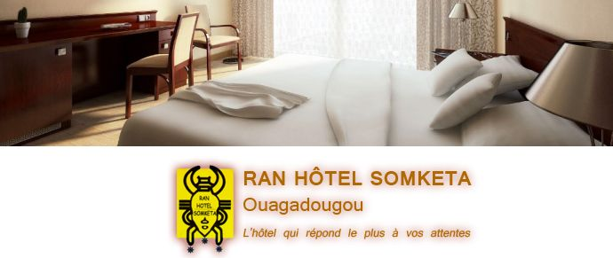 RAN HOTEL SOMKETA ~ Bobo-Dioulasso - Our homes will make you discover the charm and tranquility in a sober, elegant and contemprary atmosphere cultivating a certain lifestyle.