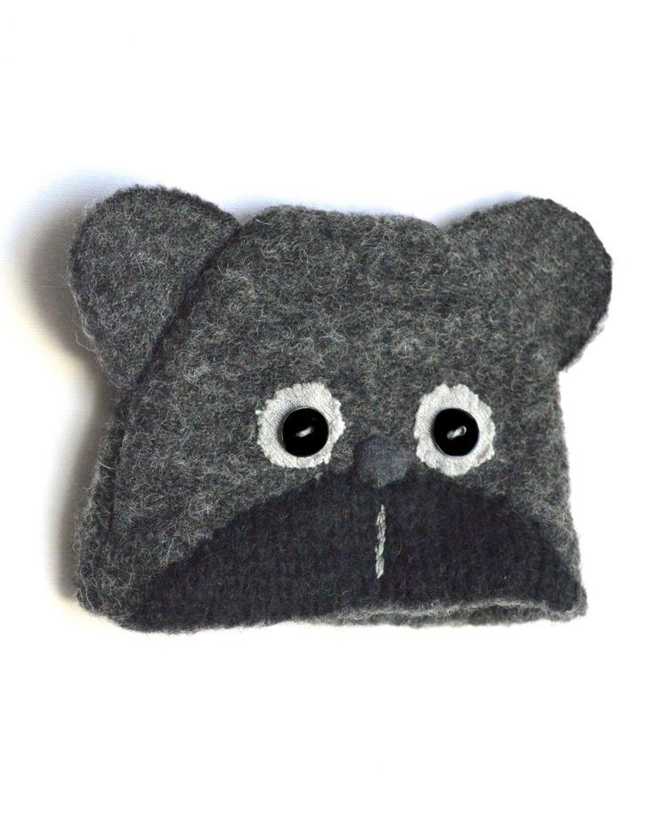 Bear cap! #halloween #maschera #orso #bear #kids #festa #party #abbigliamento #handmade #madeinItaly