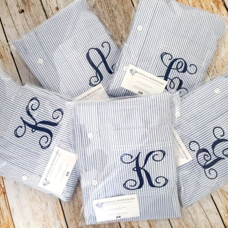Monogrammed bridal shirts, monogrammed button-up, Bridal shirt, Monogram bridal shirts