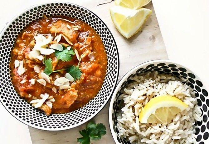 Csirke tikka masala 2. recept képpel. Hozzávalók és az elkészítés részletes leírása. A csirke tikka masala 2. elkészítési ideje: 60 perc