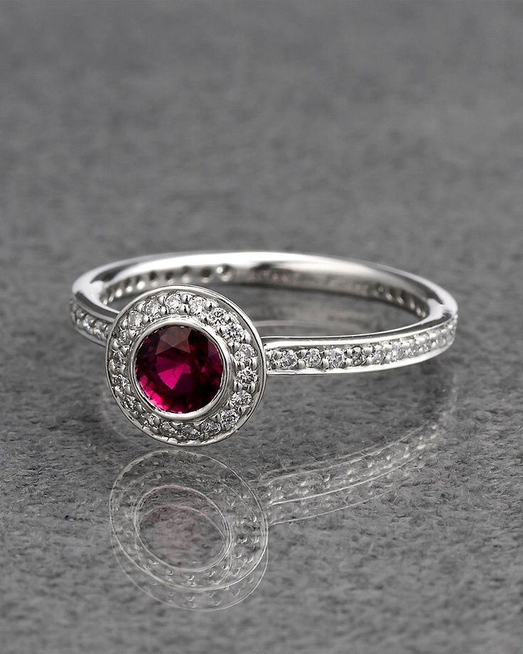 Ruby cocktail ring: What is the meaning of July's birthstone?