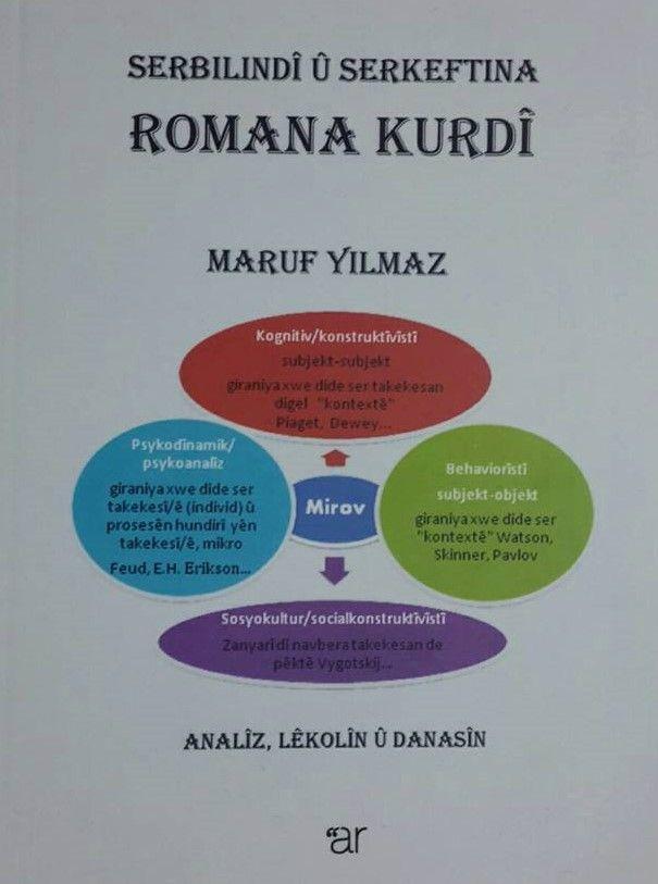 Maruf Yilmaz/ Serbilindî û serkeftina romana kurdî (pirtûk)