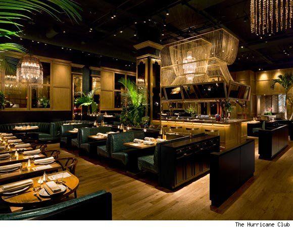 Hurricane Club, New York