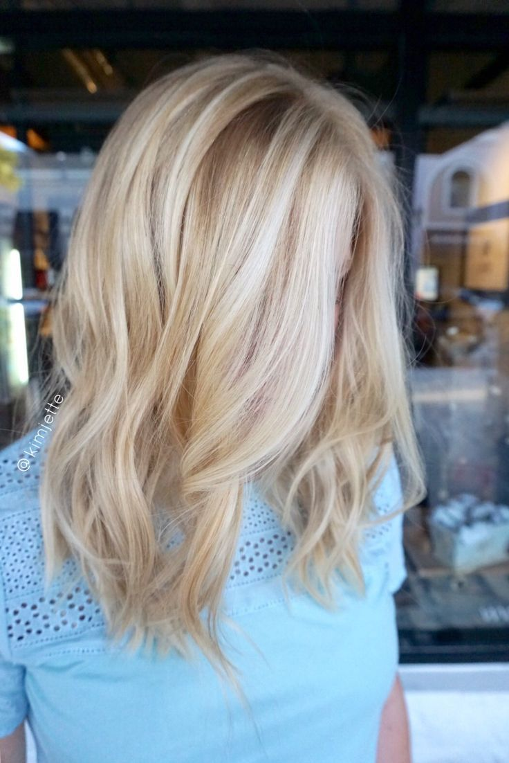 Hair Colors Blonde Highlights Best At Home Semi Permanent Hair