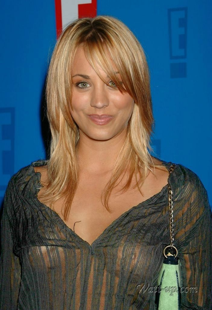 Big bang theory kaley cuoco hot