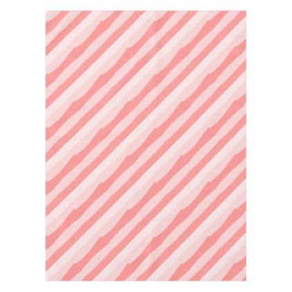 Abstract pattern - pink. tablecloth - pink gifts style ideas cyo unique
