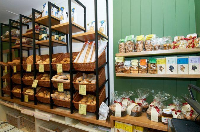 arredamento negozi alimentari panetteria