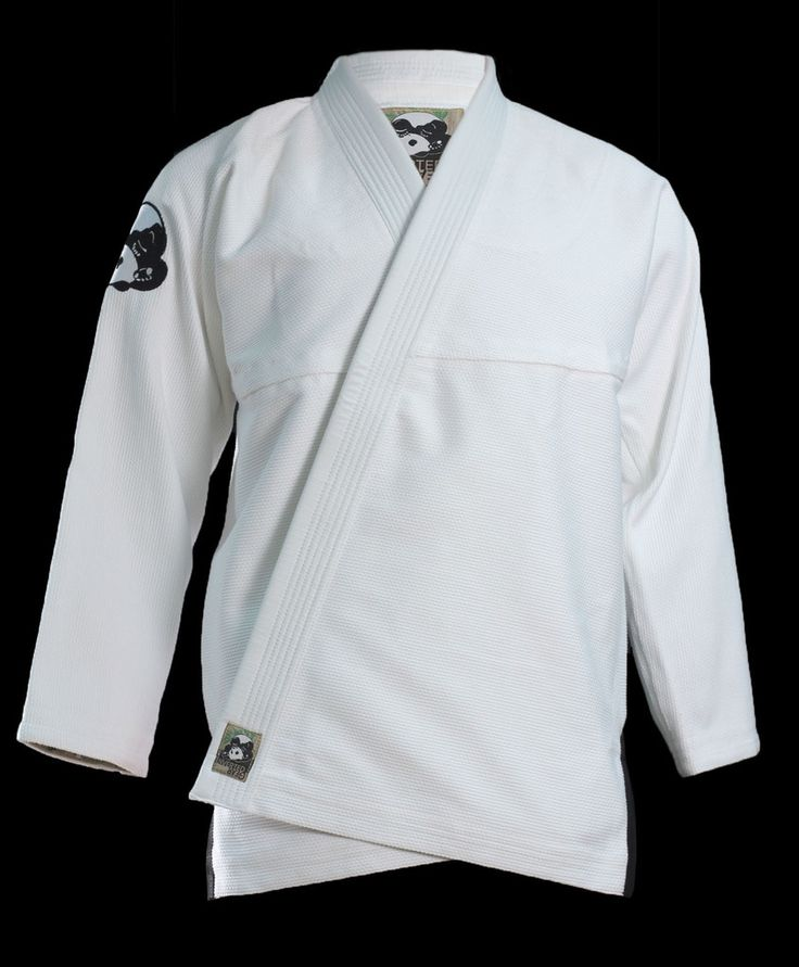 inverted gear white panda jiu jitsu 2.0 gi. thejiujitsushop.com #bjj