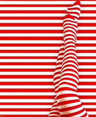 stripes.  I can't lift my leg, to go over curbs or my front entry threshold.  Still can't eat or talk really.