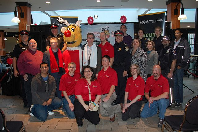 Operation Red Nose is gearing up for another safe and happy holiday season in Ottawa
