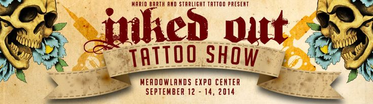 Inked Out New Jersey 2014
