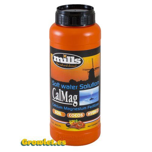 CalMag de Mills: Suplemento de Calcio y Magnesio