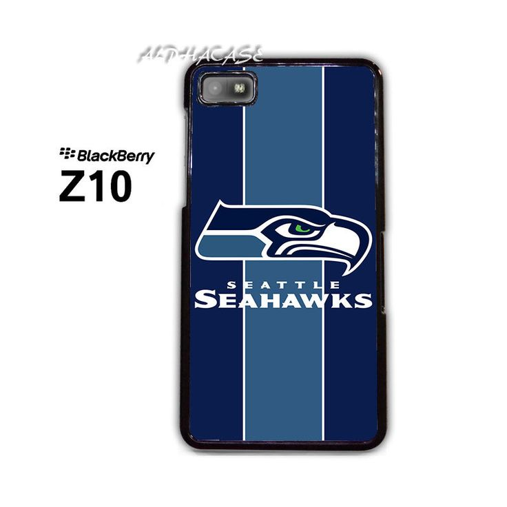 Seattle Seahawks BB BlackBerry Z10 Z 10 Case