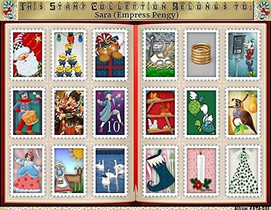 Stamp Collecting STA-001