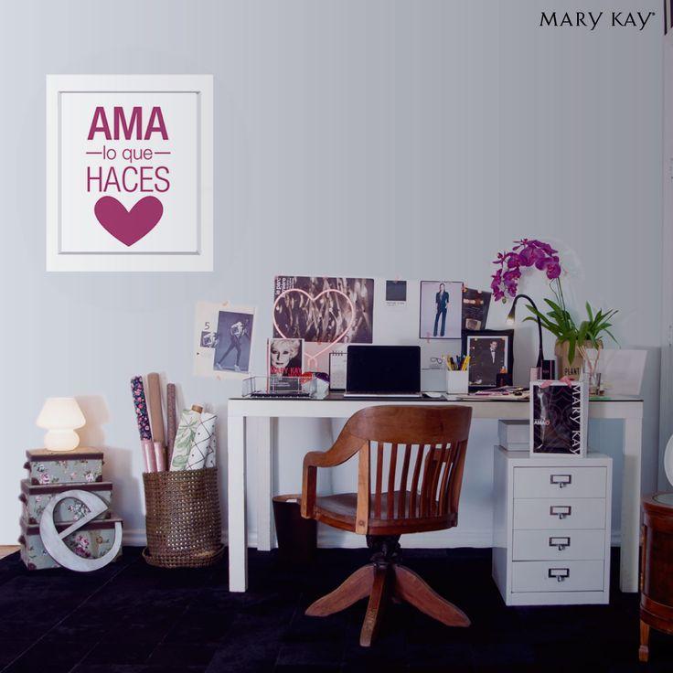¡Trabaja por tu sueños y vive positivamente! ☺✨   #InspiraciónMaryKay #Frases #Quotes