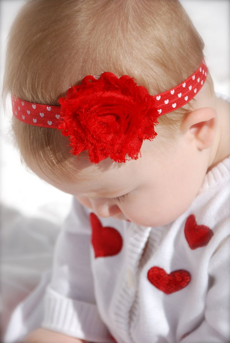 Be best hair accessories for baby - Il_fullxfull 559135121_fkng Baby Hair Accessoriesred