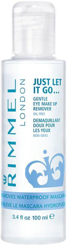 Rimmel London Gentle Eye Make Up Remover | Ulta Beauty