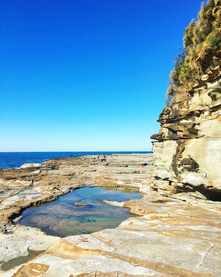 Wish I was here today  Avoca Beach, Central Coast NSW Australia. Beach and rockpool heaven!   [©Tiny Giraffe]