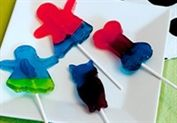 HERSHEY'S Halloween | JOLLY RANCHER Chews Shapes Recipe