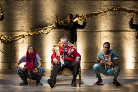 Review: 'Macbeth' at Shakespeare Theatre Company - DCMetroTheaterArts