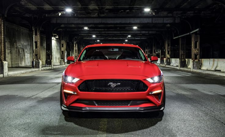 2018 Ford Mustang GT with Performance Pack Level 2