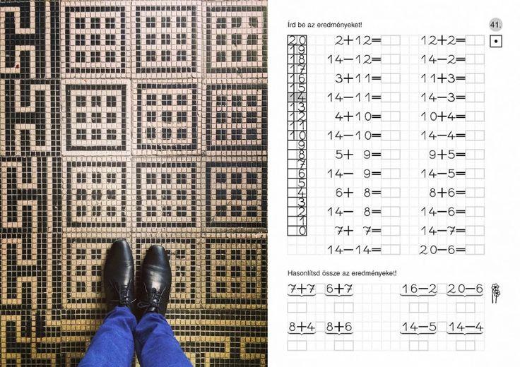 Czifrapalota: Cementlap szerelem - Az a fránya mateklecke