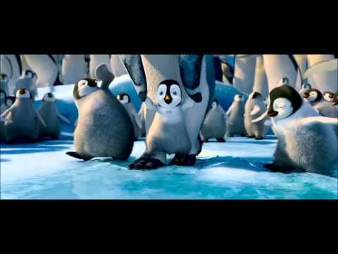 This video shows two movie preview about penguins. This is great for teaching the difference between fiction and nonfiction.
