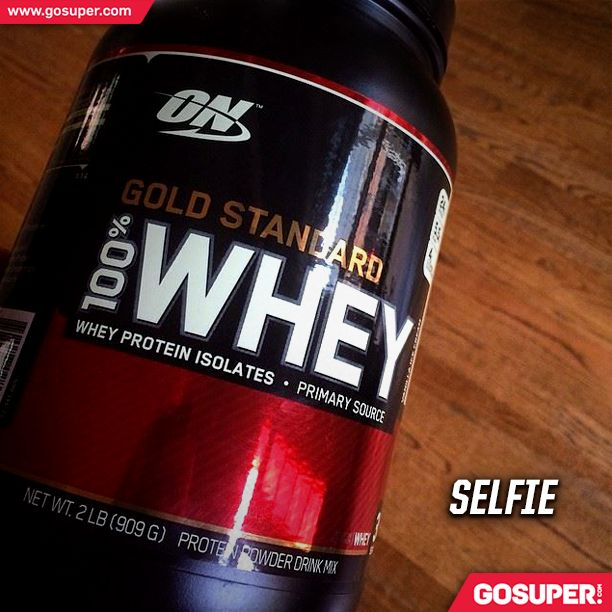 #gosuper #supplements #nutrition #fun #sports #gym #fitness #workout #protein #whey #on