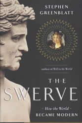 Stephen Greenblatt, The Swerve: How the World Became Modern - 2011 National Book Award Nonfiction Winner, The National Book Foundation