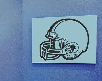 Pelota de futbol en la pared Decal Sticker  fútbol niños