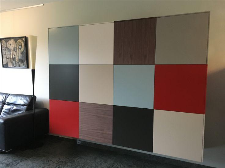 Felle kleuren geven je interieur een speels karakter.