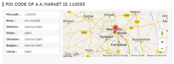What is the pincode number list of A.k.market Central Delhi area, district, region, circle, division, zone, sector, state of Delhi, India. Pincodeofindia.in provide search option to find post office postal code, pin code in very easy way.