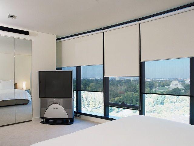 17 mejores ideas sobre cortinas enrollables de ventana en ...