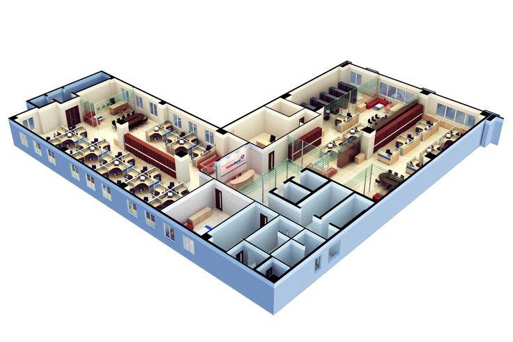 40 best 2d and 3d floor plan design images on pinterest house floor plan software modern office design open office apartments sample giesendesign floor plan software malvernweather Images