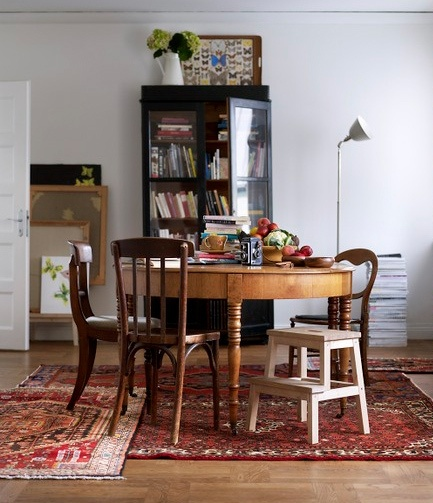 The Charm Of Oriental Rugs Inspiration By Patric Johansson