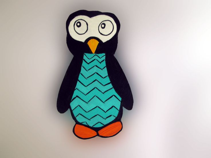 Imãs de geladeira - Pinguins 83 / Magnets