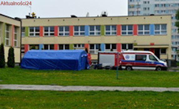 Mielec: Policja ustala okoliczności podtrucia uczniów w szkole